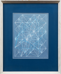 Pavel TCHELITCHEW, Cubes.Abstraction