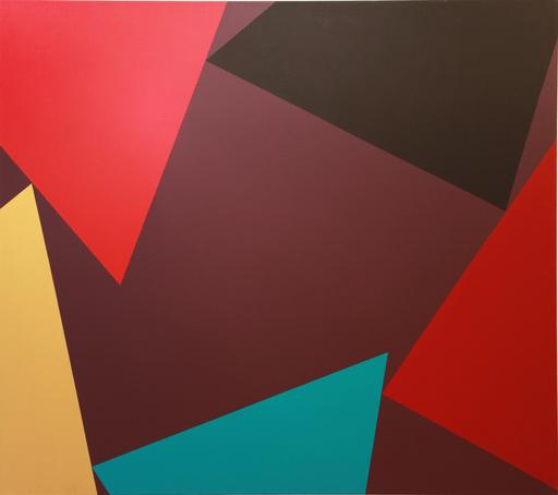 Bruno ROUSSELOT - Pittura - E 106