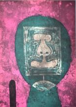 鲁菲诺•塔马约 - 版画 - Green Head, from: 15 Lithographs