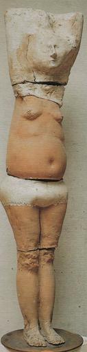 Ilario FIORAVANTI - Escultura - Donna che si spoglia