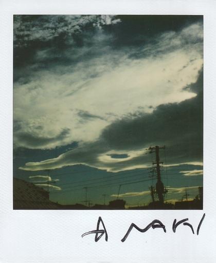 Nobuyoshi ARAKI - Photography - Araki Nobuyoshi Polaroid photo 52_018 signed