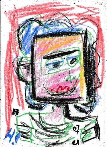 Harry BARTLETT FENNEY - Drawing-Watercolor - hopital dr (17 07 21)