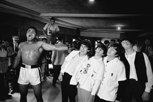 Chris SMITH - Photography - Ali Versus The Beatles
