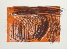 汉斯•哈通 - 版画 - L 1971-1