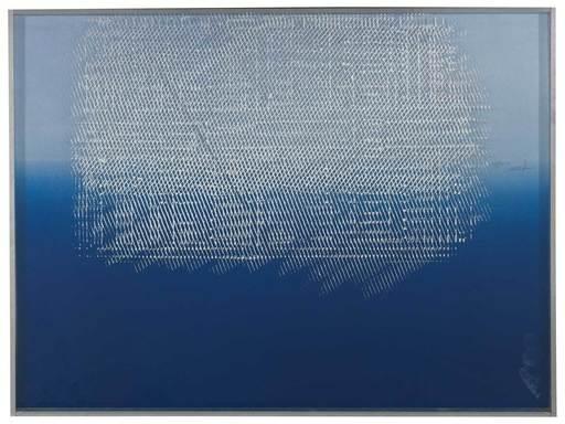 Heinz MACK - Druckgrafik-Multiple - Die Erscheinungen im Himmel