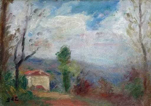 Georges D'ESPAGNAT - Pintura - ACHAT - We buy - Ankauf