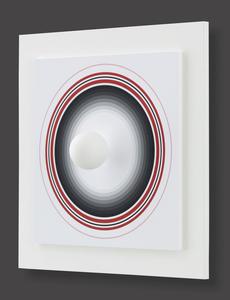 Antonio ASIS - Grabado - Asistype 1 - boule sur cercle