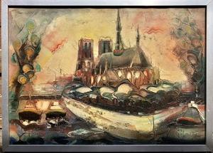 Paolo POLIMENO - Peinture - PARIS