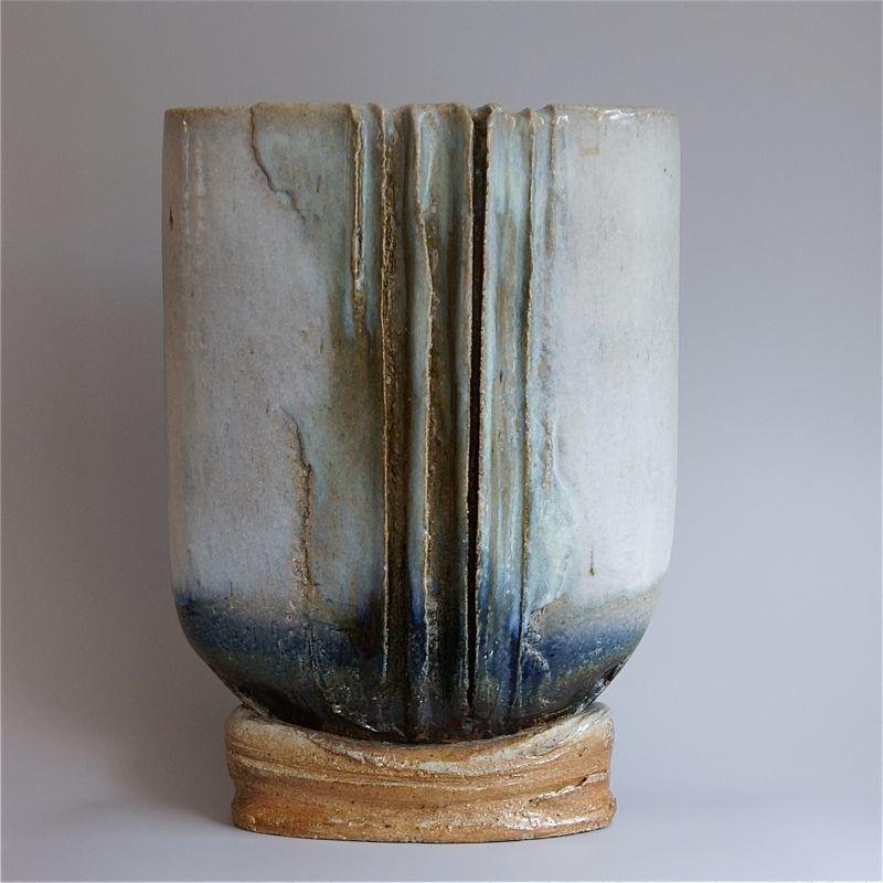Philippe LAMBERCY - Vase monumental