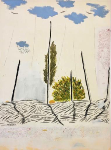 Martin FAURE - Pittura - «Boléro d'automne printanier»