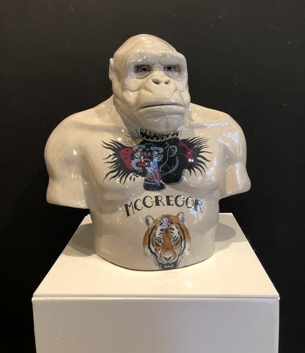 MANAT - Sculpture-Volume - Connor Mc Gregor