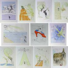 Salvador DALI (1904-1989) - After 50 Years of Surrealism Portfolio
