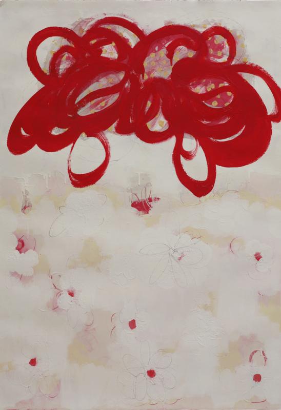 Anya SPIELMAN - Painting - Flutter