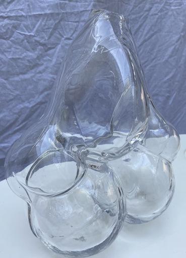 Serge MANSAU - Vase Bubble 1 - Serge Mansau