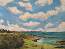 Leopoldo ROMAÑACH - Pintura - Landscape
