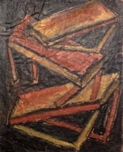 Víctor MIRA - Pintura - Tres mesas