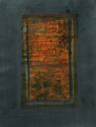 Raúl MILIAN - Peinture - Window