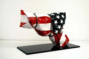 Helder BATISTA - Sculpture-Volume - American small gun