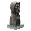 Frederic Sackrider REMINGTON - Escultura - The Savage