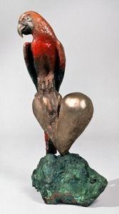 Jim DINE (1935) - The Parrot