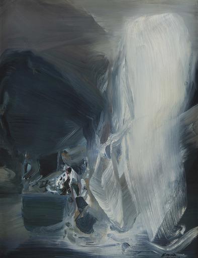 CHU Teh-Chun - Gemälde - Sans titre