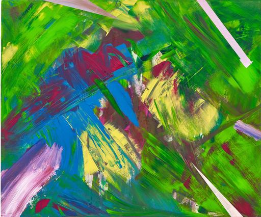 Ursula SCHREGEL - Peinture - Zum Greifen nahe