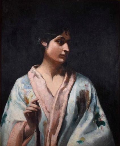 John Singer SARGENT - Painting - Portrait
