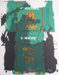 Robert MOTHERWELL, St Michael III