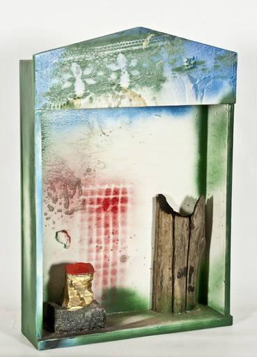 Giosetta FIORONI - Sculpture-Volume - Verso la casa d'oro