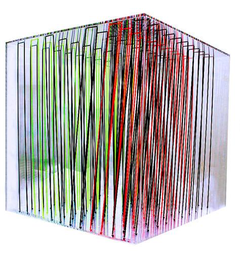 Emanuela FIORELLI - Skulptur Volumen - Sculpturbox 14