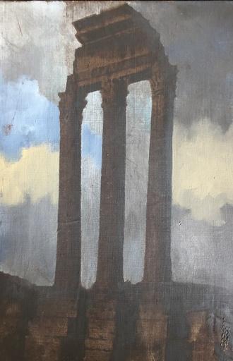 Luca PIGNATELLI - Painting - ROMA