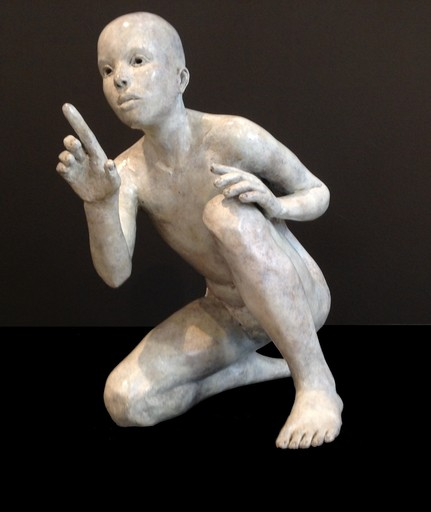 Claude JUSTAMON - Sculpture-Volume - Convergence