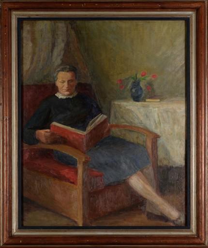 Zbigniew PRONASZKO - Gemälde - Portrait of his Wife