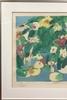 TING Walasse - Stampa-Multiplo - Flower still life
