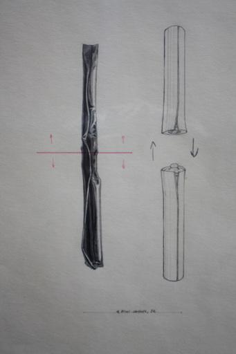 Gérard TITUS-CARMEL - Drawing-Watercolor - Sans titre