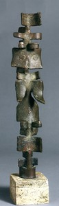 MIRKO - Skulptur Volumen - Totem