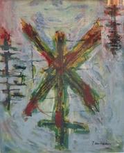 Joseph DUNCAN - Peinture - Composition