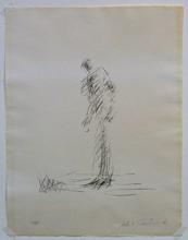 Alberto GIACOMETTI (1901-1966) - Disturbing Object II (Objet inquietant II)