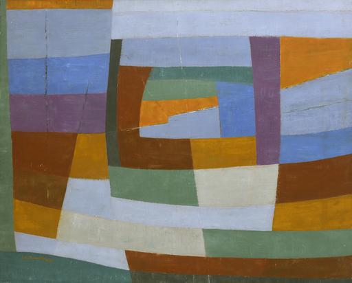 Jacqueline PAVLOWSKY - Painting - Printemps gris