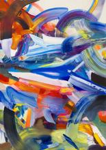 Isabella NAZZARRI - Pintura - Movimento 9