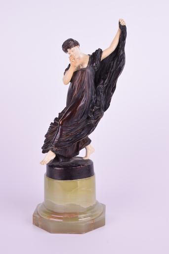 Jean-Léon GÉROME - Sculpture-Volume - LA DANSEUSE À LA POMME
