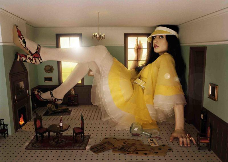 Lorenzo AGIUS - Photography - Lizzy Jagger