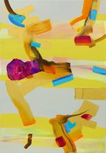 Isabella NAZZARRI - Pintura - Costruzione estiva di meditazione