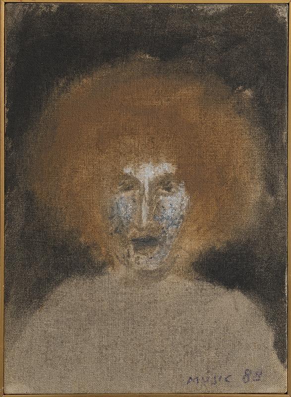 Zoran Antonio MUSIC - Painting - Ida
