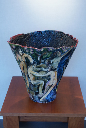 Adrienne ANDERSON - Ceramic - The transformation