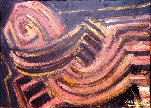 Manuel MAMPASO BUENO - Pintura - Serie galaica
