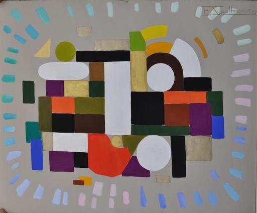 Federico SPOLTORE - Disegno Acquarello - Ricostruzione