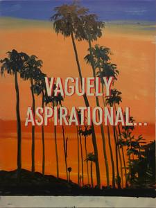 David KRAMER - Painting - Vaguely Aspirational