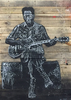 JEF AÉROSOL - Painting - R L Burnside