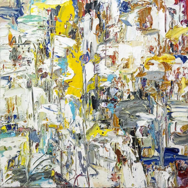Adam COHEN - Peinture - Inner Voice